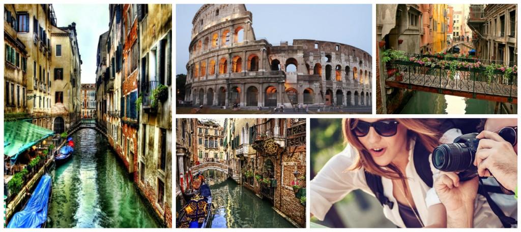 İtalya Venedik Yurt Dışı Fotoğraf Turları