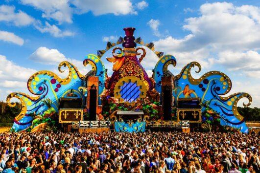 Festivaller Yurt Dışı