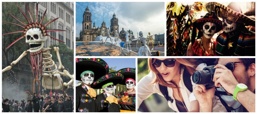 Meksika Ölüler Günü Festivali
