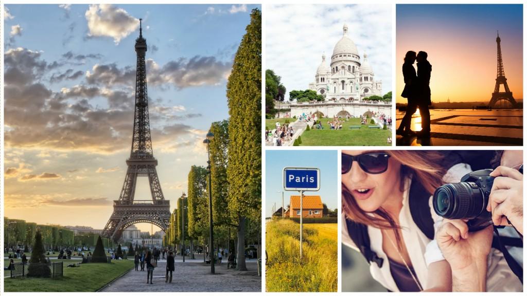 Paris Yurt Dışı Fotoğraf Turları