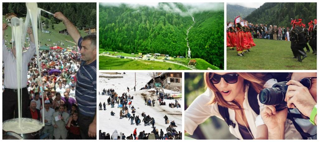 Uçaklı Ayder Yaylası Festival Fotoğraf Turları